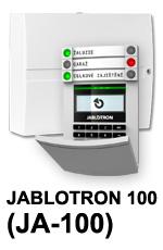 Instrukcje obsługi do systemu alarmowego JA-100