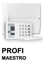 Instrukcja obsługi alarmu Profi i Maestro