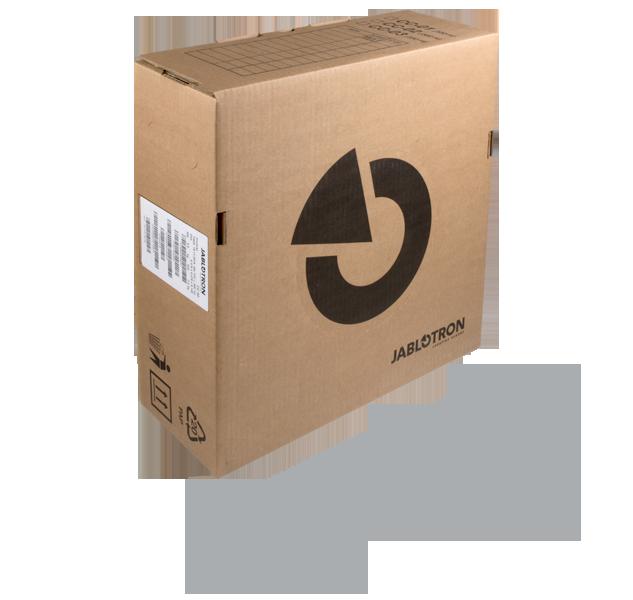 4 żyłowy przewód instalacyjny 2 x 2 x 0.5 DC, dla systemu Jablotron 100