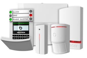 Nowy system alarmowy Jablotron 100