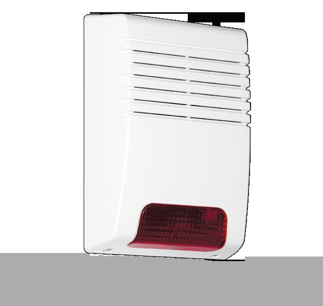 zewnętrzny przewodowy sygnalizator optyczno-akustyczny os-365a