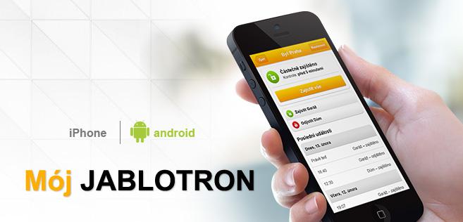 Mój JABLOTRON - sterowanie i obsługa alarmu domowego za pośrednictwem aplikacji android i iPhone