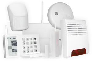 Alarm do domu Jablotron serii PROFI