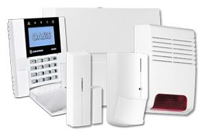 System alarmowy bezprzewodowy i przewodowy serii OASiS